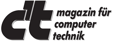 Logo c't Magazin für ComputerTechnik